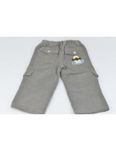 Spodnie sztruksowe Quadri 09-11-343