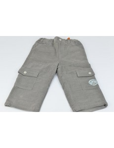 Spodnie sztruksowe Quadri 09-11-344