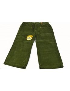 Spodnie sztruksowe Quadri 09-11-318