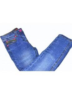 Spodnie dżinsowe Quadri 12-90-103