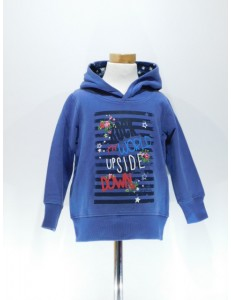 BLUZA 75964X BLUE SEVEN